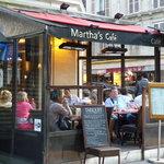Martha's Cafe Foto