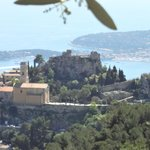 Absolutely gorgeous views from Domaine Pins Paul (Eze le village)