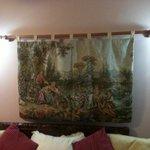tapestry in my room