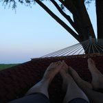 The 2 person hammock is GREAT!