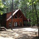 neighbor cabin