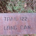 Trail Head Sign