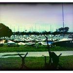 more of the boat marina