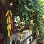entrada do restaurante Truta Viva