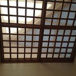 Huge bathroom skylight