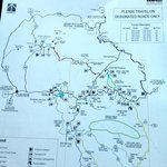 Map of Custer State Park