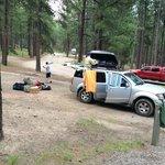 Photo de Center Lake Campground