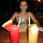 Lovely fresh juices