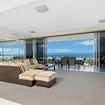 802 Sub Penthouse balcony