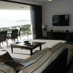 802 Sub Penthouse lounge