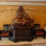 Buddha in Foyer