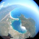 Paragliding off Mount Babadag