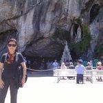 la grotta che emozione!!!