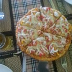 Best pizza in Chiang Rai