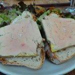 foie gras excellent