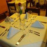 """Presentación con buen gusto y elegancia en el Restaurante """"El Panecillo"""""""
