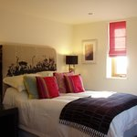 Beautifully furnished rooms.