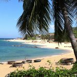 Bai Xep Beach near M and N Vietnam Love