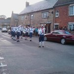 Bell and Bear with the Bedford Morris Men