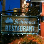 Foto de The Schooner Restaurant