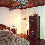 Moulin des Morvans - la chambre