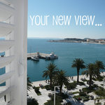 Breathtaking sea views from ALL apartments