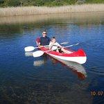 Canoeists paradise