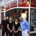 Staff and Owner