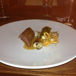 Venison and Linden Leaf