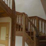 Лестницы в гостиннеце