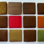 Choice of DDR upholstery fabrics
