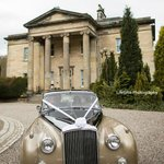 Bentley at Balbirnie - photo by Lifetime