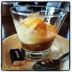 Affogato @Aroma Espresso Bar