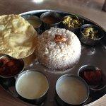 Thali snapshot
