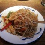 Seafood Singapore Wok Noodles