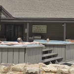 Hot tubs to enjoy the view