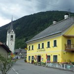 The Gasthof and Church Bells