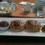 Excellent breakfast 2
