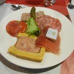 antipasto cena