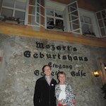 Dining in Salzburg
