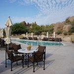 Main pool at the resort