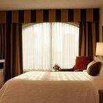 Good size guestrooms, very comfortable