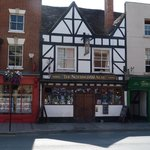 Outside view of Nottingham Arms.