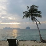 Sunrise at Koh Ngai