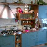 la cucina, the kitchen
