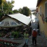 lo spazio aperto sul Danubio