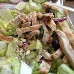 good ol' juicy Greek Chicken Salad
