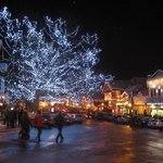Beautiful downtown Leavenworth