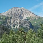 Alpine loop drive, short drive from hotel, beautiful views