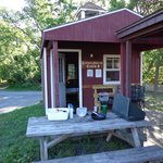This is the 80.00 a night shed